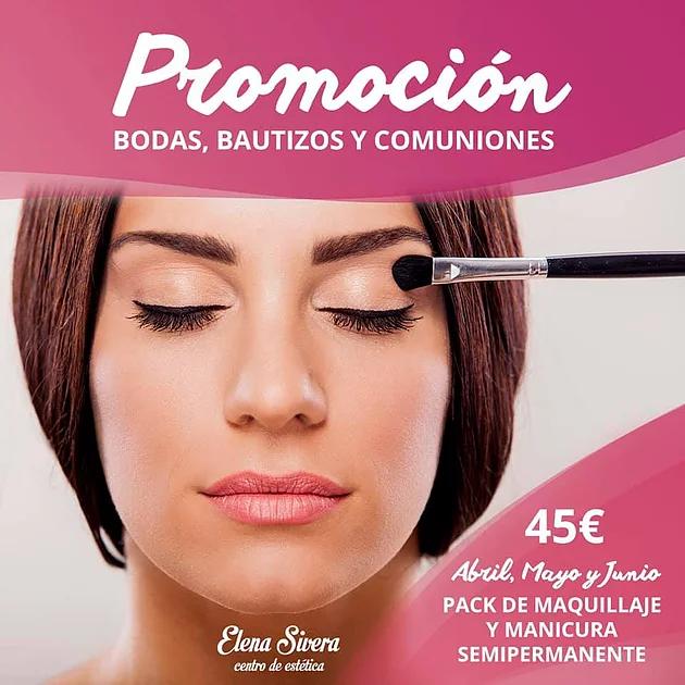 Maquillaje de comunión en Dénia: pack irrenunciable