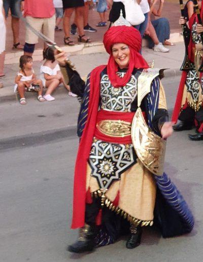desfile moros y cristianos els poblets 2
