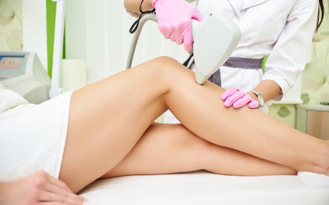 La depilación laser es un tratamiento infalible para lucir libre de vello.