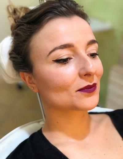 maquillajes para eventos