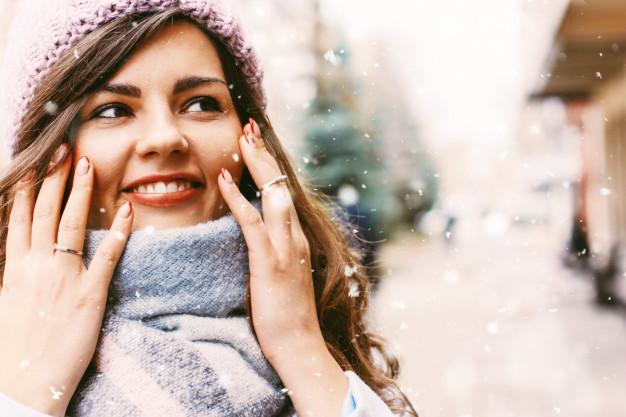 Como cuidar tu piel durante el invierno.