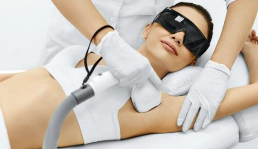 Los beneficios de la depilación láser triple onda