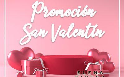 Promociones de San Valentín. Cuídate con mucho amor